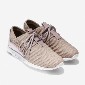 Cole Haan ZERØGRAND Quilted Sneaker, size 6